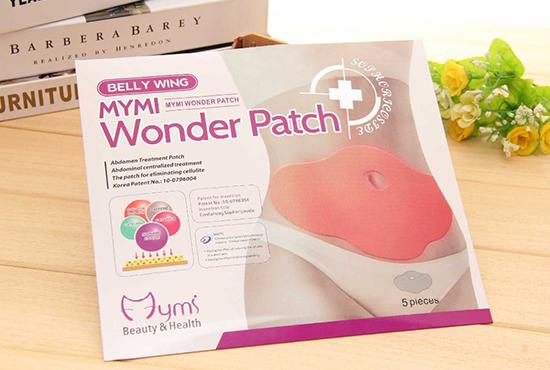 چسب لاغری و زیبایی wonder patch