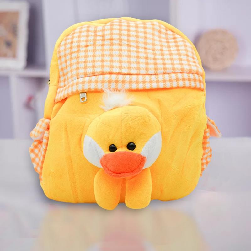 کوله پشتی عروسکی طرح اردک کد 1985