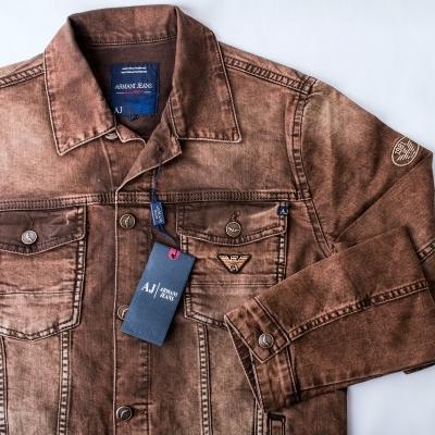 کت جین Armani Jeans XXL