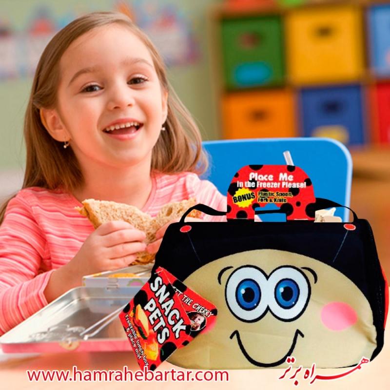کیف غذای کودک