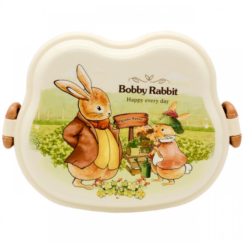 ظرف غذای کودک بابی رابیت مدل 3-pp120