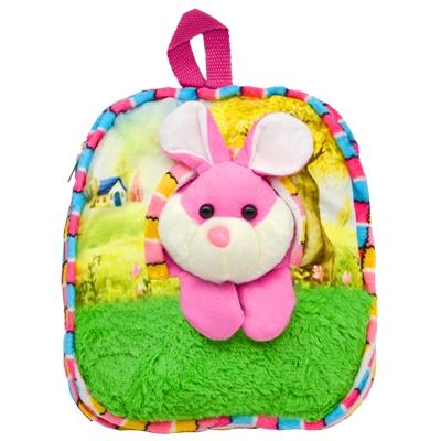 کوله پشتی کودک مدل خرگوش کد 2508