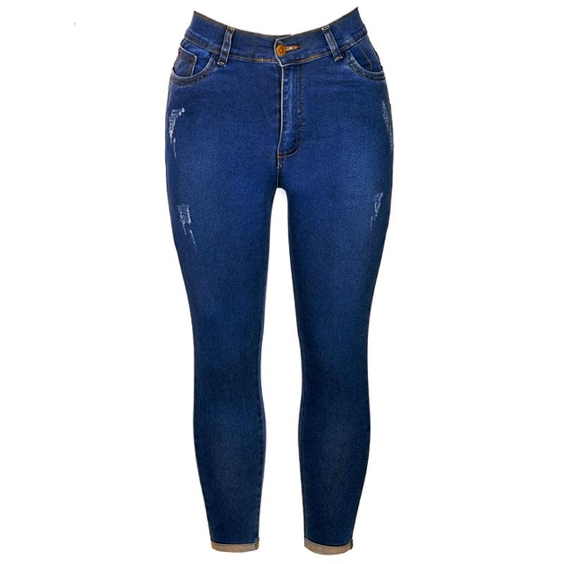شلوار جین زنانه کد 3193