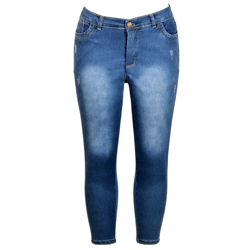 شلوار جین زنانه کد 3206 سایز 31