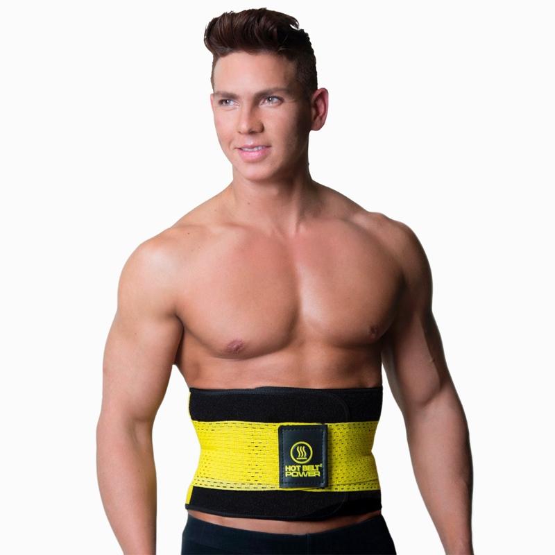 گن لاغری سه لایه Hot Shapers مدل Hot Belt سایز M