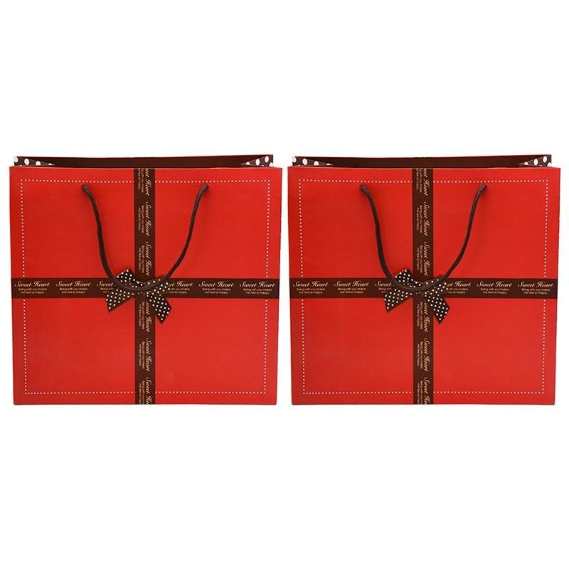 پاکت هدیه سایز 3 کد 3459 بسته 2 عددی