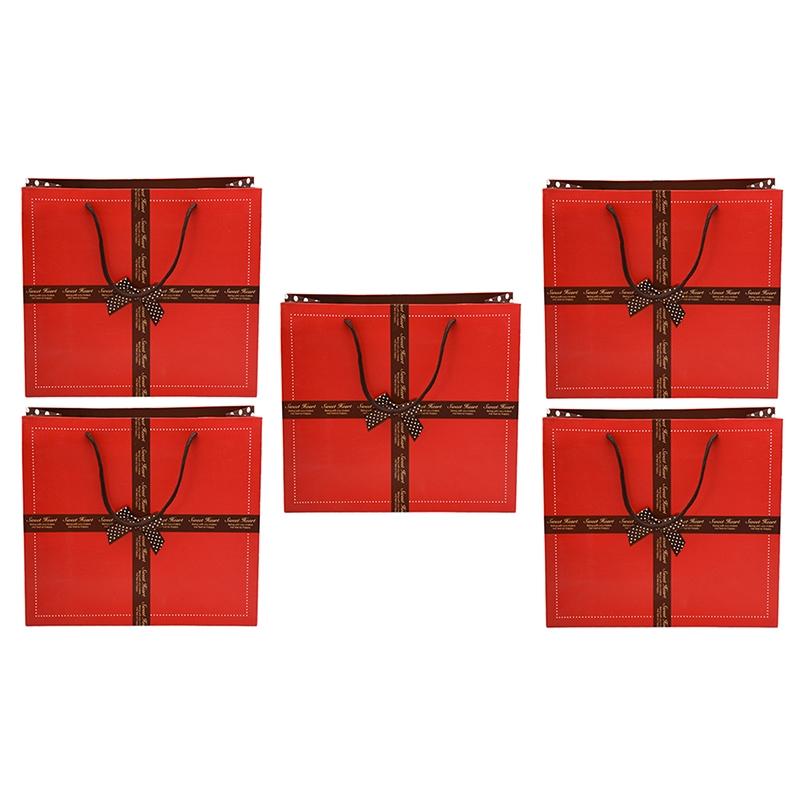 پاکت هدیه سایز 3 کد 3461 بسته 5 عددی