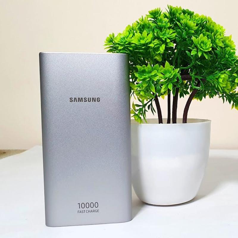 شارژر همراه سامسونگ مدل EB-P1100 microUSB ظرفیت 10000 میلی آمپر ساعت