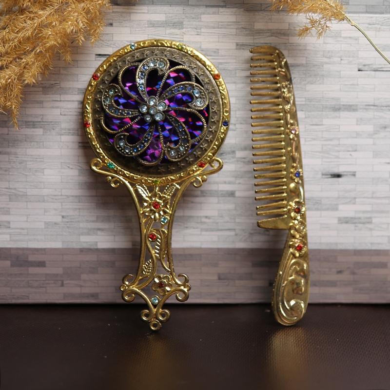 ست آینه و شانه سلطنتی کد 4257