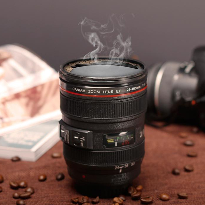 ماگ طرح لنز دوربین Caniam 24-105