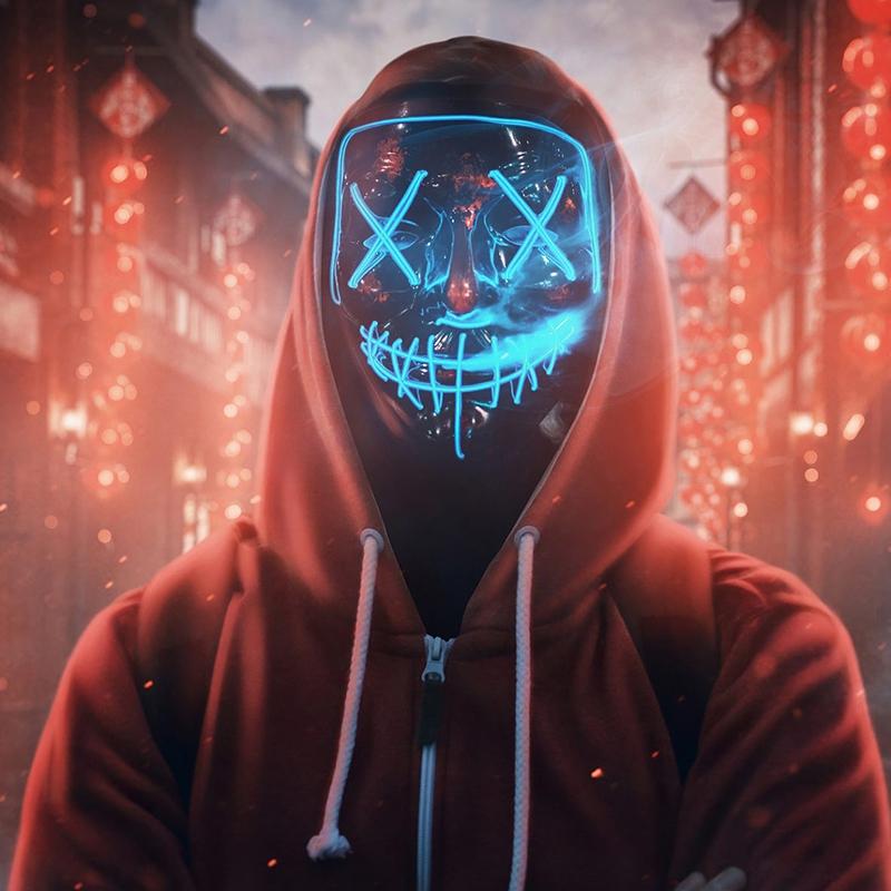 ماسک ال ای دی  کد 4961