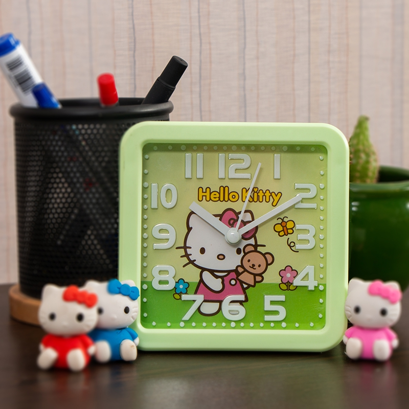 ساعت زنگی HELLO KITTY کد 5309