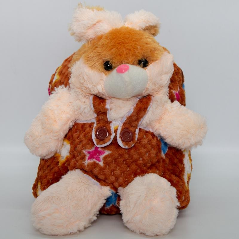 کوله پشتی کودک طرح خرگوش کد 5396