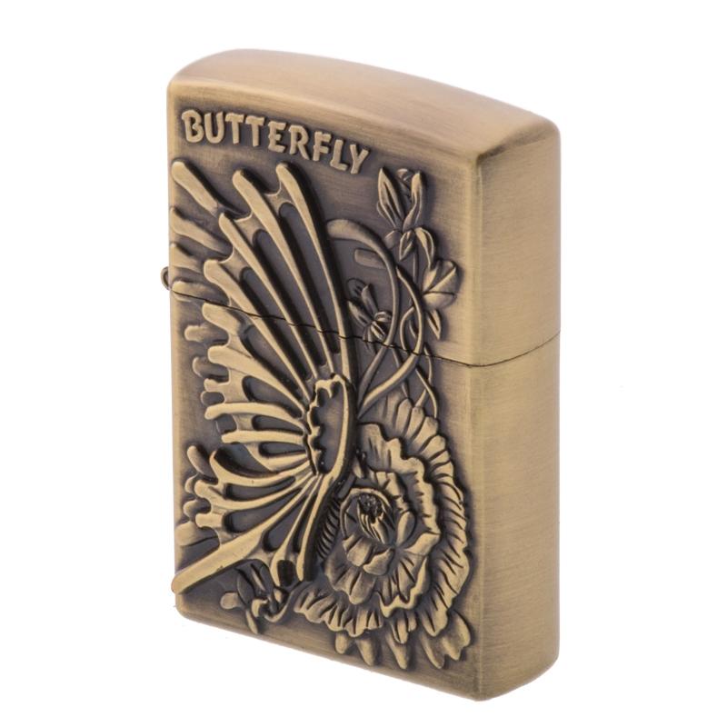 فندک زیپو مدل BUTTERFLY