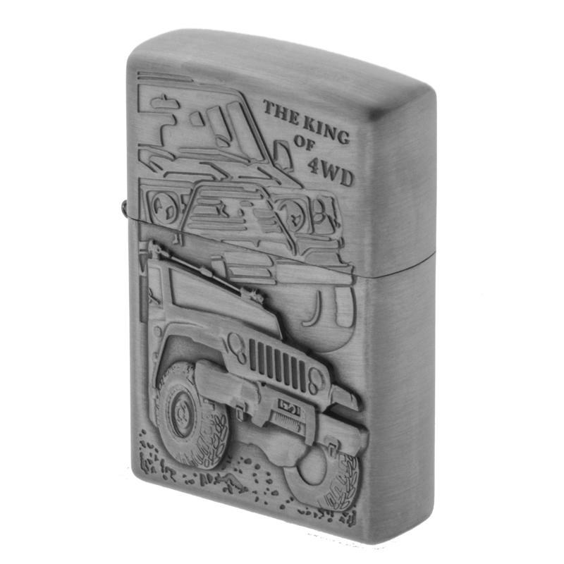 فندک زیپو مدل 4WD