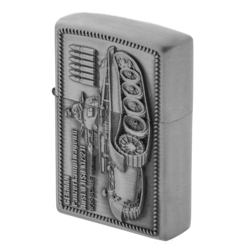 فندک زیپو مدل GERMAN
