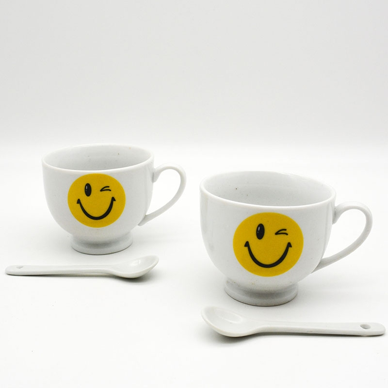 ست فنجان دونفره SMILE