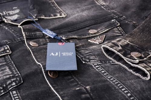 کت جین Armani Jeans L
