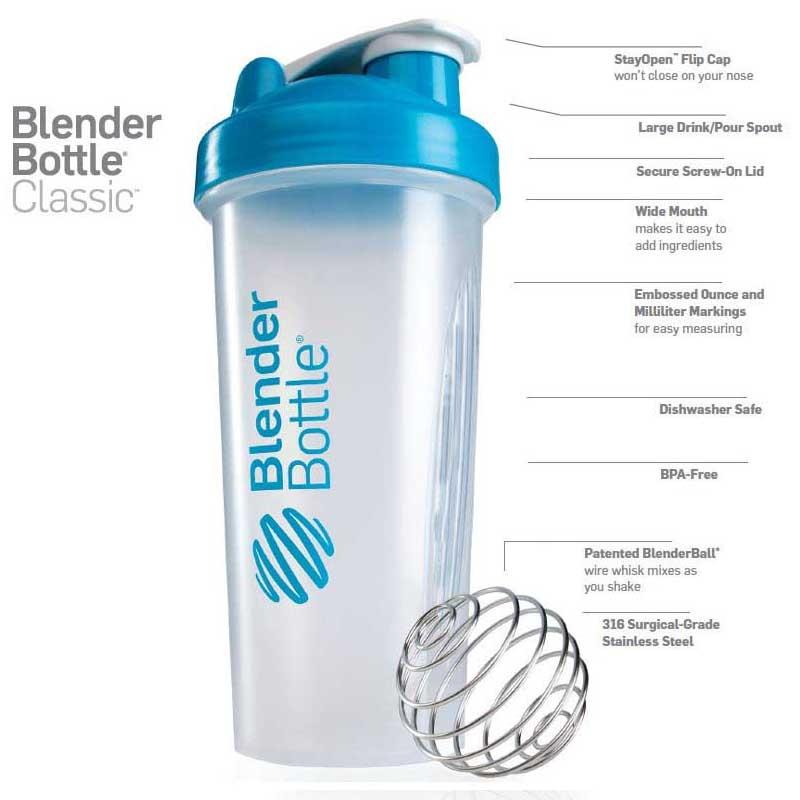 شیکر مدل Blender Bottle