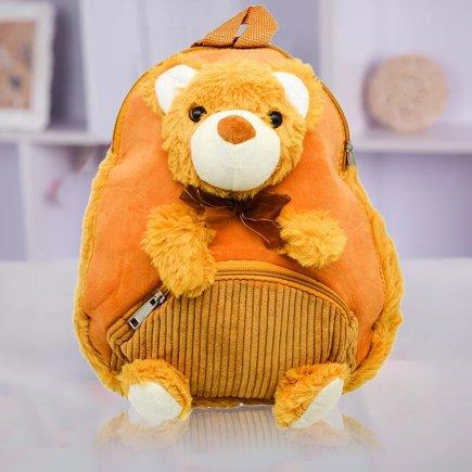 کوله پشتی کودک طرح خرس کد 1983