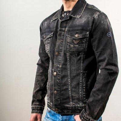 کت مردانه آرمانی جینز سایز XXL کد 2028