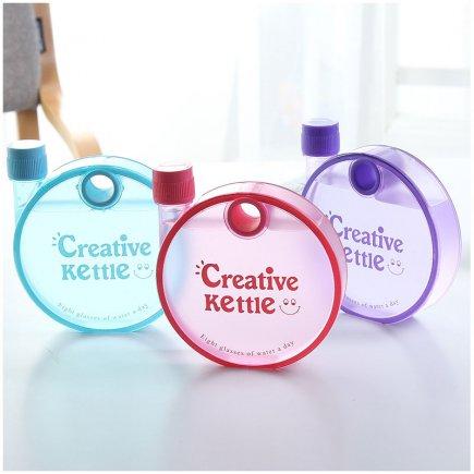 بطری کتابی Creative Kettle