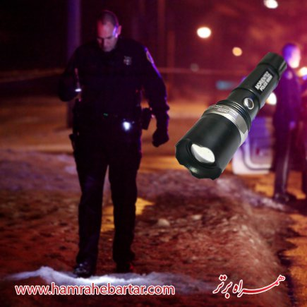 چراغ قوه پلیس
