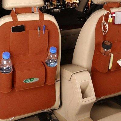 هولدر پشت صندلی خودرو (قهوه ای)