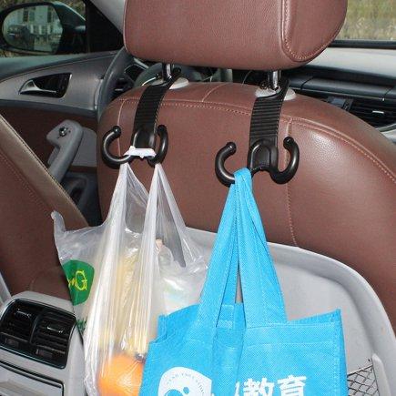 گیره پشت صندلی خودرو مدل 2291 بسته 2 عددی