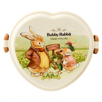 ظرف غذای کودک بابی رابیت کد 1-1582
