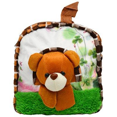کوله پشتی عروسکی مدل خرس