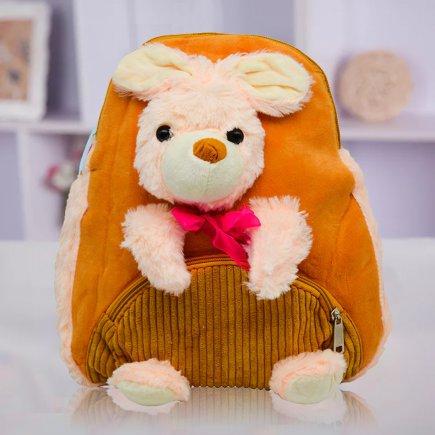 کوله پشتی کودک مدل خرگوش کد 2496