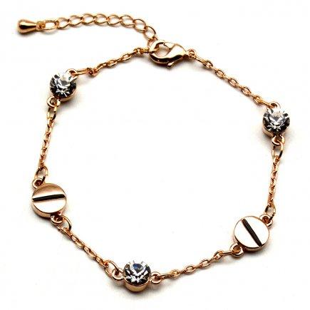 دستبند زنانه کد 2608