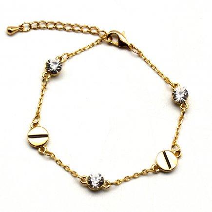 دستبند زنانه کد 2609