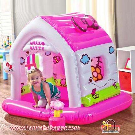 خانه بادی کودک مدل کیتی