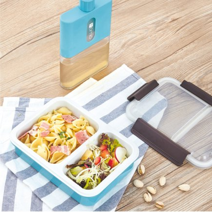 مجموعه ظرف غذا و قمقمه هوم یو کد 2975
