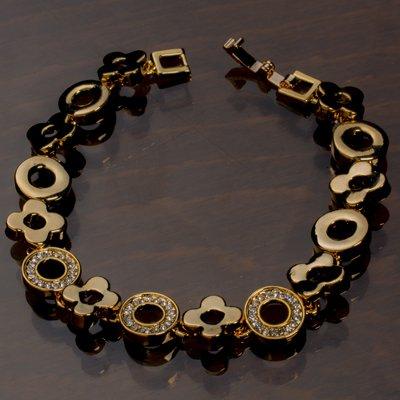 دستبند Corianderگلد کد1192