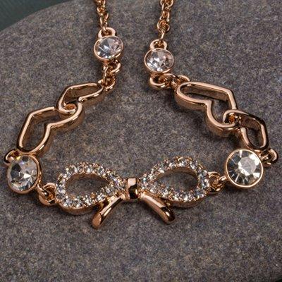 دستبند Papillon Heartکد1197