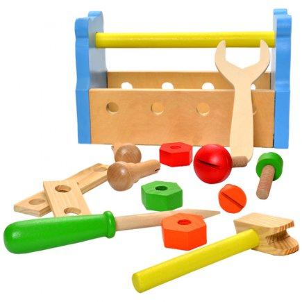 اسباب بازی آموزشی جعبه ابزار کد 3130