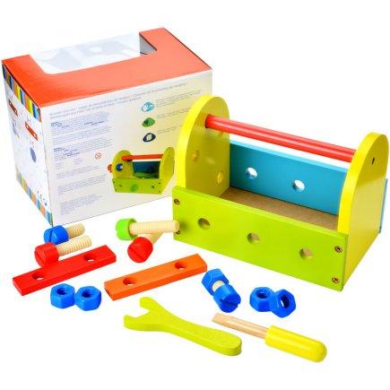 اسباب بازی آموزشی جعبه ابزار کد 3131