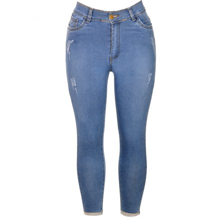 شلوار جین زنانه کد 3179 سایز 33