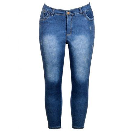 شلوار جین زنانه کد 3205 سایز 30