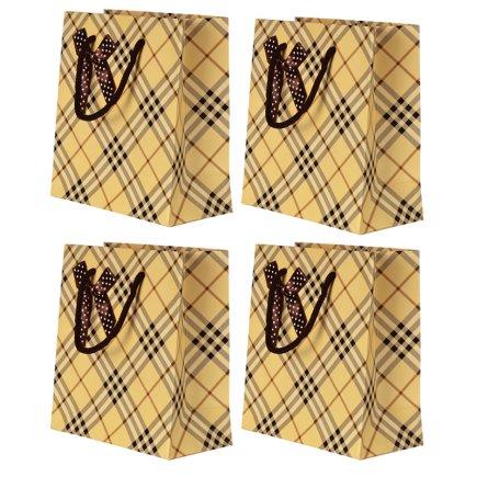پاکت هدیه سایز 1 کد 3442 بسته 4 عددی