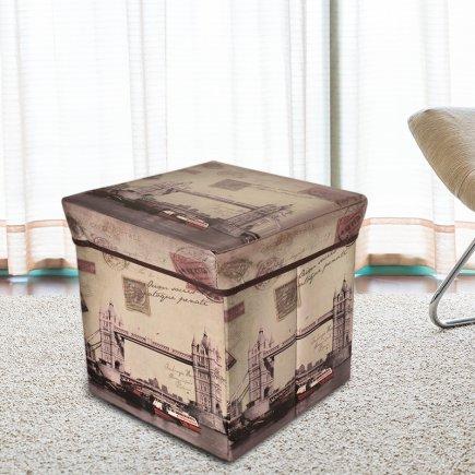 جعبه ارگانایزر طرح تاور بریج کد 04