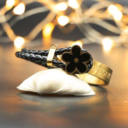 دستبند مدل گل یاس 3