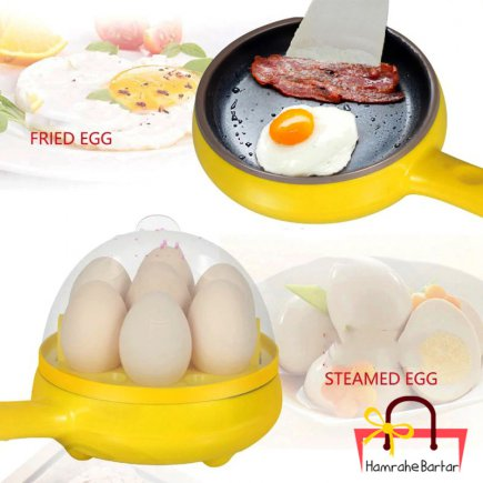 تخم مرغ پز چندکاره