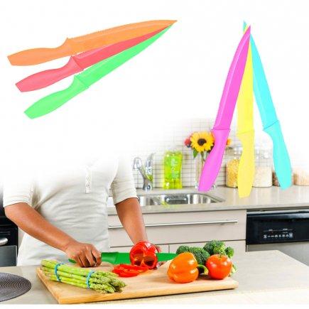 ست چاقو 6 تایی سرامیکی