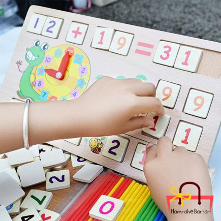 بازی آموزشی طرح آموزش ریاضی کد 3862