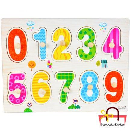 بازی آموزشی طرح اعداد انگلیسی