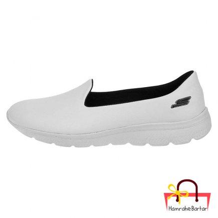 کفش روزمره زنانه مدل 33573/WHT